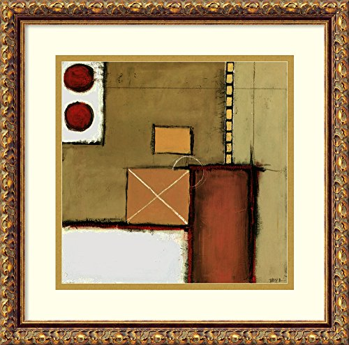 Framed Art Print 'Shaken' by Patrick St. Germain