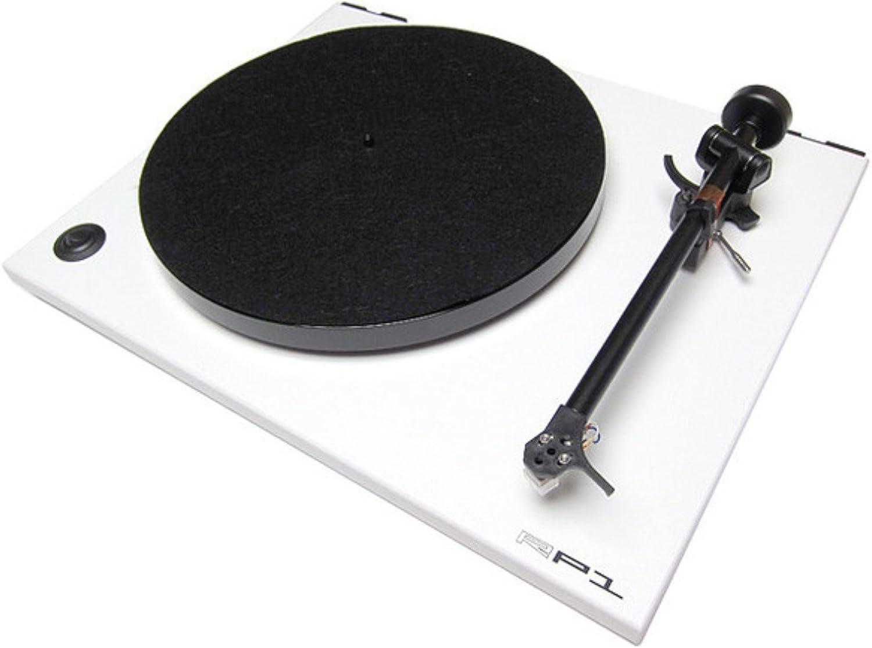 Rega RP1 - Tocadiscos, Color Blanco: Amazon.es: Electrónica