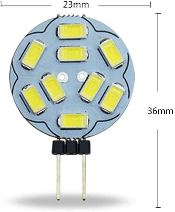 Base G4 Feux 10 W G4 24 V Clair Capsule Dimmable Halogène Ampoules