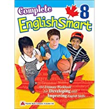 Complete EnglishSmart 8: Canadian Curriculum English Workbook for Grade 8
