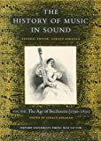 img - for The history of music in sound / Vol. VIII: The age of Beethoven (1790-1830) / ed. by Gerald Abraham. (The history of music in sound, Vol. VIII) book / textbook / text book
