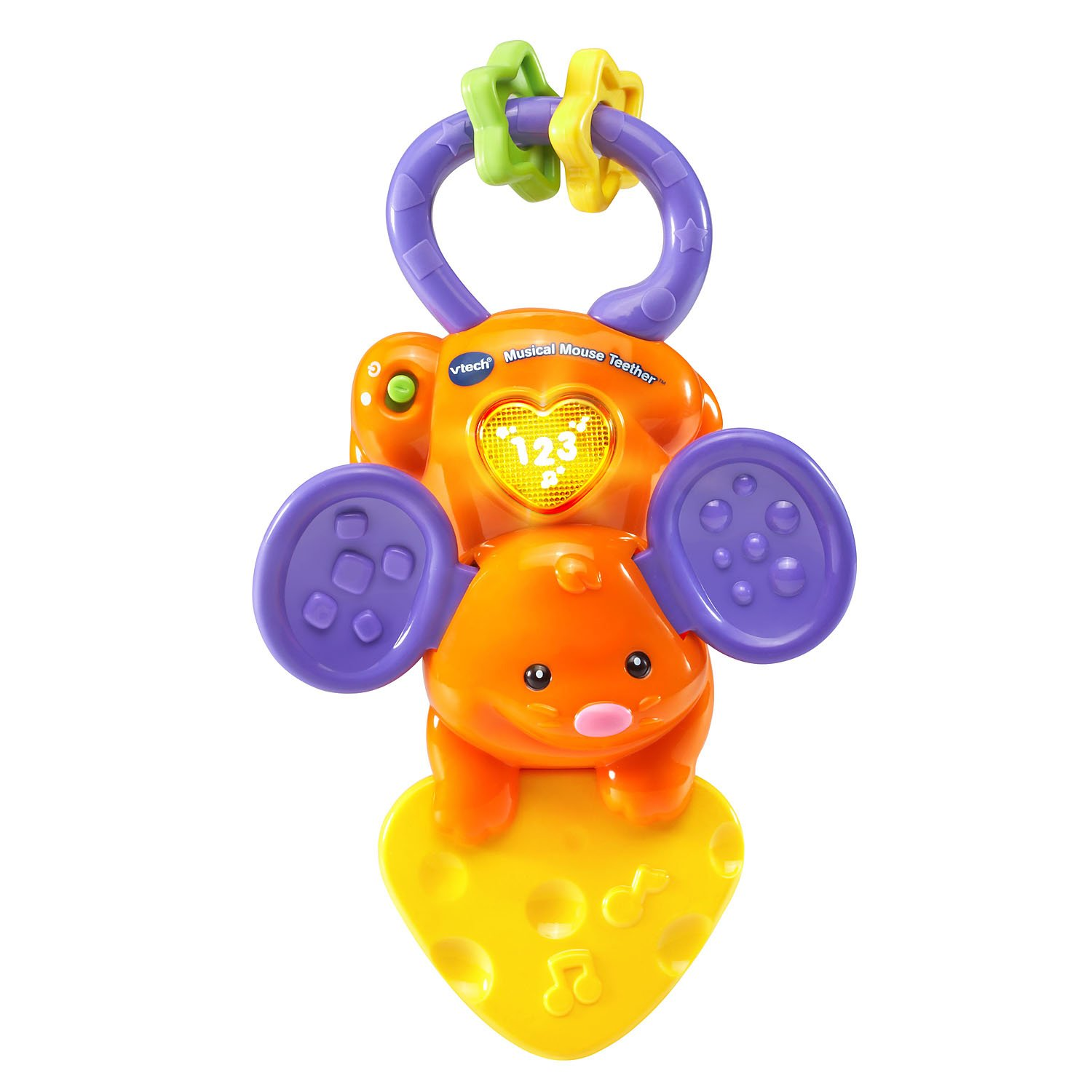 Amazon VTech Baby Musical Mouse Teether Toys & Games