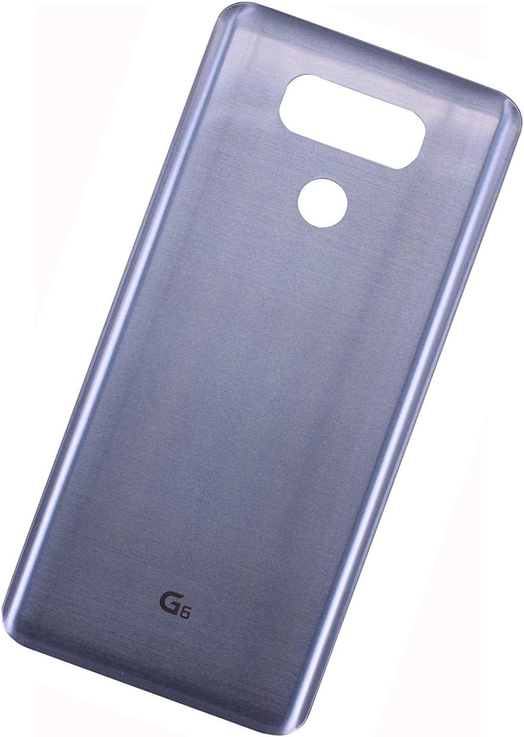 Tapa Trasera LG G6 H870 LS993 H872 H871 VS988 Platinum Ice