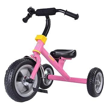 HUALQ Bicicleta Bicicletas Bicicletas de Tres Ruedas Cochecito de bebé Bicicleta de Ciclismo para niños DE 1-4 años: Amazon.es: Jardín