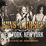 GUNS N' ROSES - NEW YORK NEW YORK