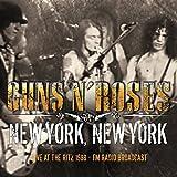GUNS N' ROSES - NEW YORK NEW YORK