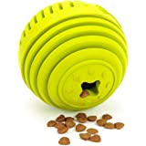 GrayCell Pet Dog IQ Treat Ball Interactive Food Dispensing Toy,Smart IQ Training Play Toy for Small Medium Dogs