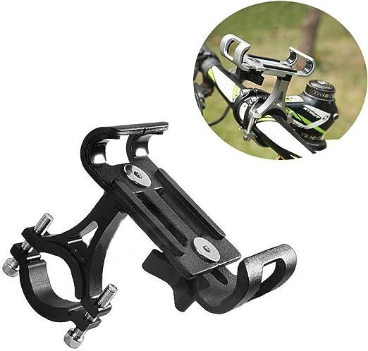 Sostenedor del teléfono móvil de la bicicleta Soportes de gadgets ...