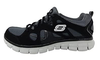 cadc36a459a5a Skechers Womens Synergy Memory Sole 11681 Trainer Shoe