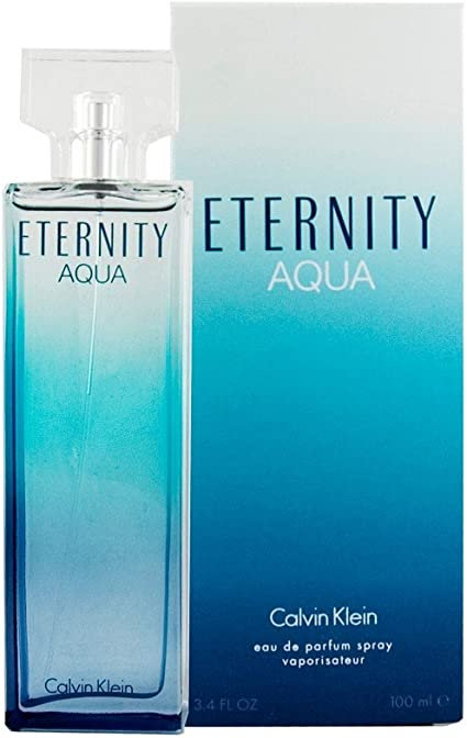 Calvin Klein CK Eternity Aqua for Women Eau de Parfum 100ml