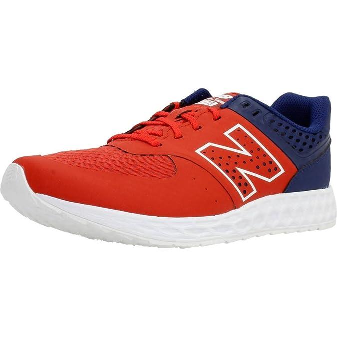 c2ce9f7e27 Sneaker NEW BALANCE MFL574 PB Color Rosso - duradrusti.org