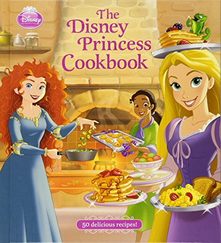 The Disney Princess Cookbook -