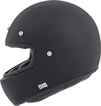 Nexx x.g100 Purist Negro Full Face – Casco de motorista