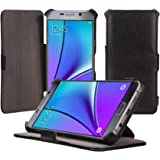 Galaxy Note 5 Case, ACEABOVE Note 5 Case / Samsung Galaxy Note 5 Slim Leather Protective Stand Case For Samsung Galaxy Note 5 SM-N920 Devices