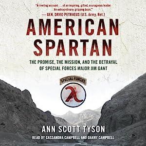 American Spartan Audiobook