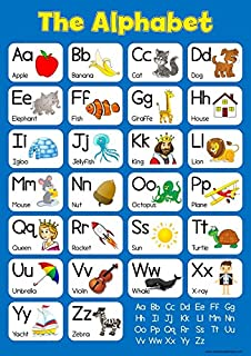 Numbers 1 to 20 Childrens Wall Chart Educational Learning To Count
