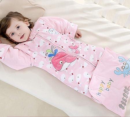 QFYD FDEYL Saco de Dormir de Invierno para bebés, Saco de Dormir ...
