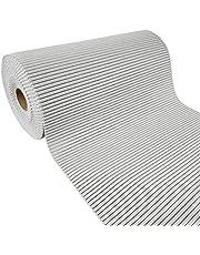 Mata łazienkowa podłogowa chodnik antypoślizgowy spienione PCW łazienka pralnia WC miękka podkładka przeciwpoślizgowa do jogi dywanik pod prysznic 65x50 cm Szara