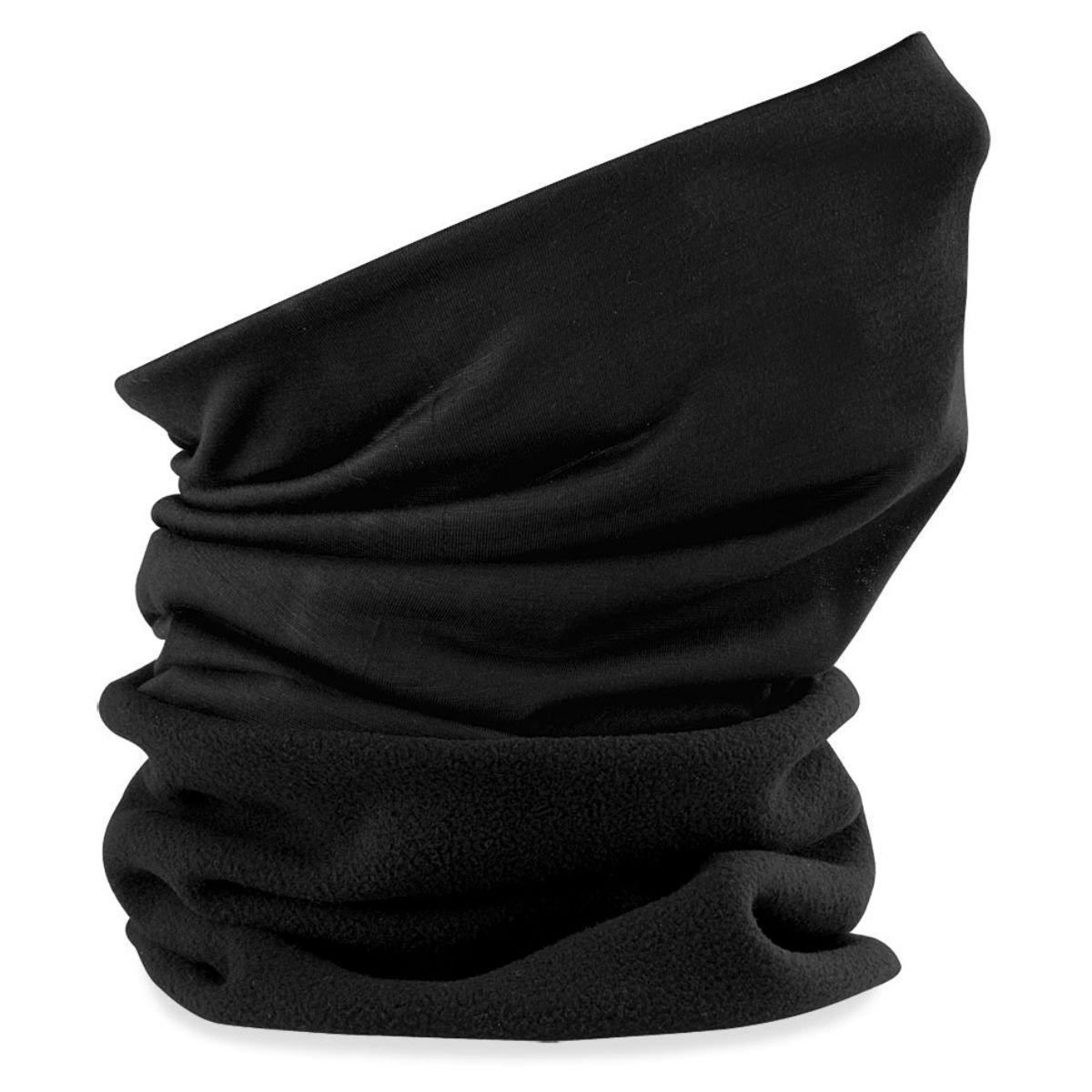 Beechfield Morf Suprafleece - Black B920
