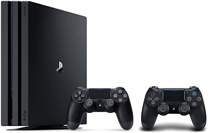 45759e73f8dc2 PlayStation 4 Pro Console 3 items Bundle PS4 Pro 1TB Console