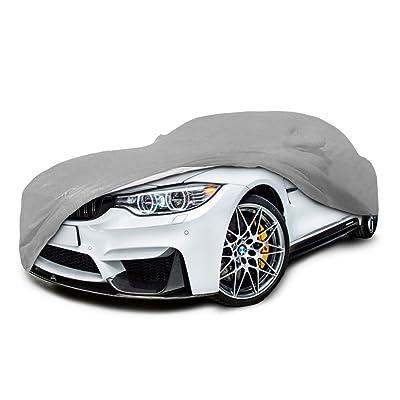 CarsCover Custom Fit 2007-2020 BMW M3 320i 328i 328d 330i 330e 335i 340i Car Cover Heavy Duty All Weatherproof Ultrashield 320 328 330 335 340: Automotive