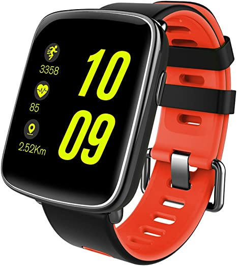 Amazon.com: GFT GV68 Smart Watch con 1.54 inch visualización ...