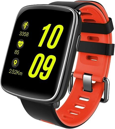 Amazon.com: GFT GV68 Smart Watch con 1.54 inch visualización ...