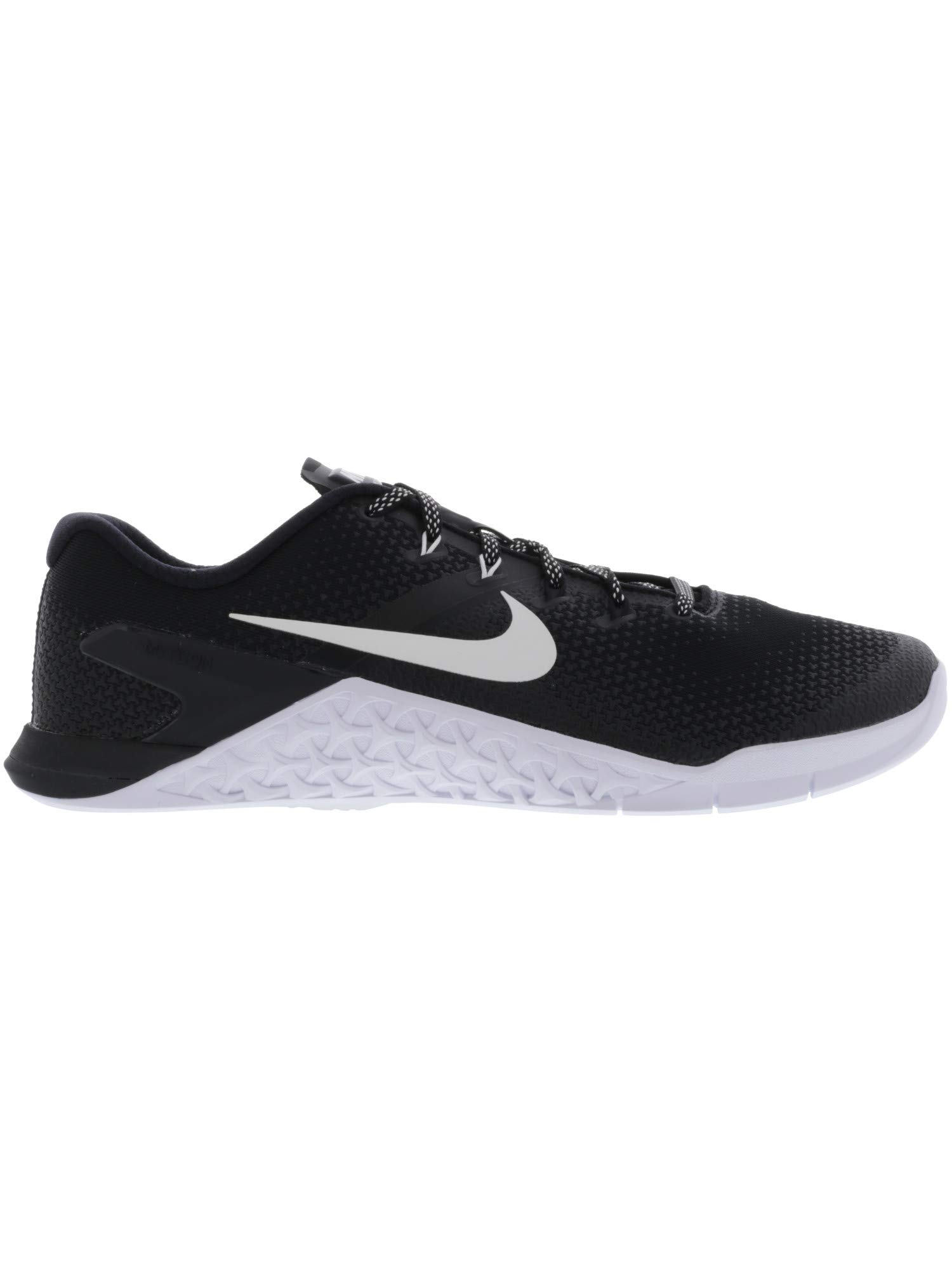 Nike Men's Metcon 4 Black/White Ankle-High Cross Trainer Shoe - 7M by Nike (Image #4)