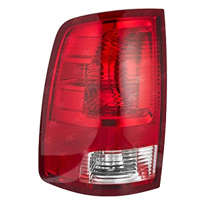 CH2818124 Tail Light Assembly Driver Side for 2009-2016 Dodge Ram: Automotive