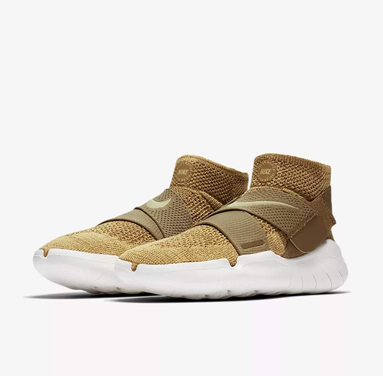 Nike Mens Free Rn Motion Fk 2018 Ankle-High Running Shoe