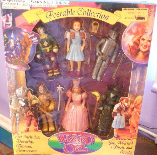 Wizard Of Oz Dorthy (WIZARD OF OZ 50TH ANNIV. 6 FIG SET)