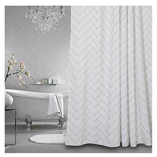 farmhouse shower curtain. Black Bedroom Furniture Sets. Home Design Ideas