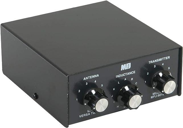 MFJ 901b portátil 200 W sintonizador de antena para bandas de ...