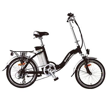 Eléctrico bicicleta Guewer – Bicicleta eléctrica plegable con ruedas de 20 pulgadas, 36 V 10
