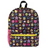Fashion Angels Style.Lab Black Emoji Backpack