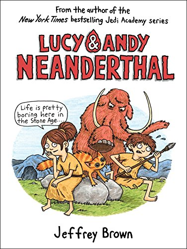 Lucy & Andy Neanderthal (Lucy and Andy - Andy Brown