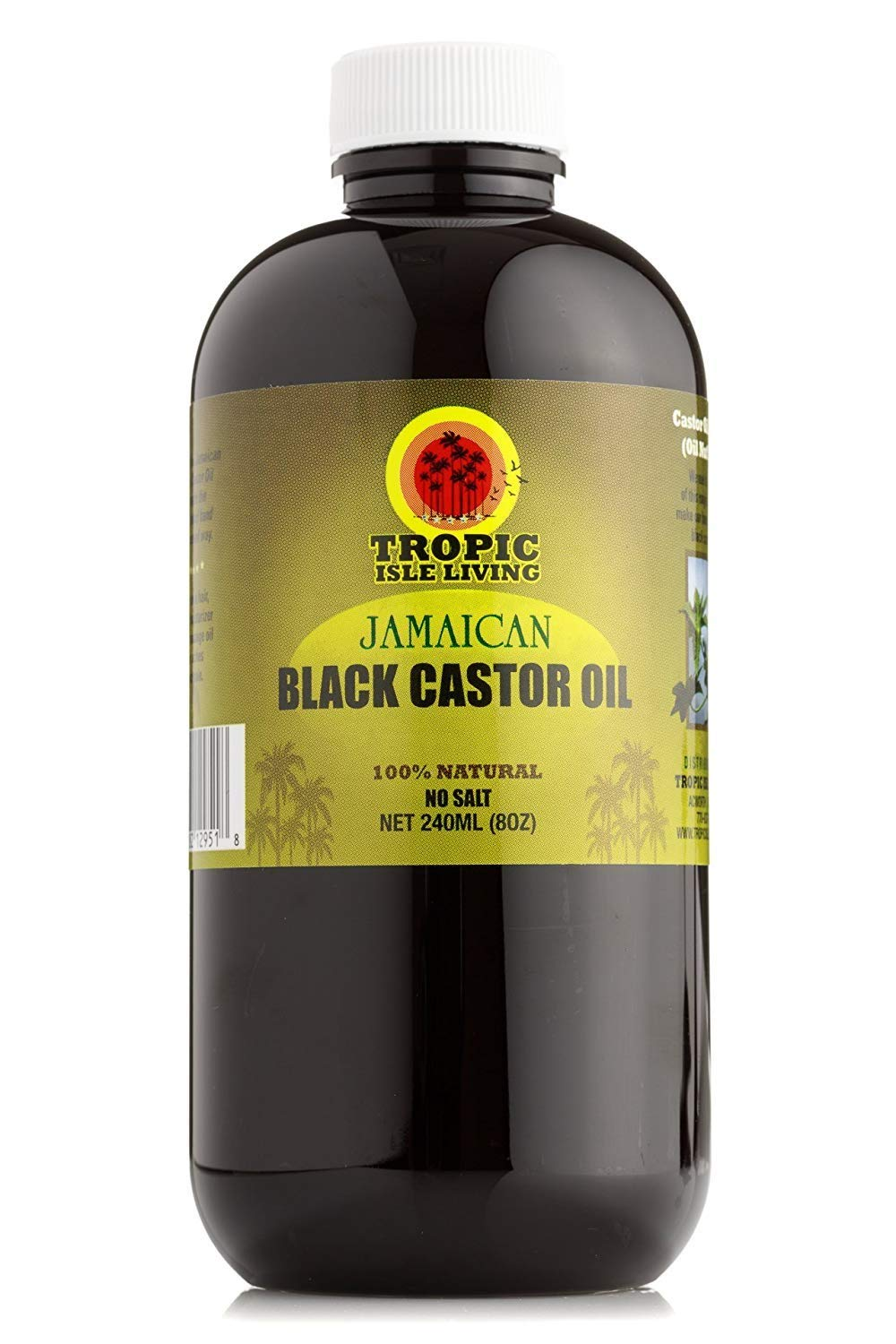 8010a20dc97 Jamaican Black Castor Oil 240 Milliliter   8 Ounces  Amazon.co.uk ...