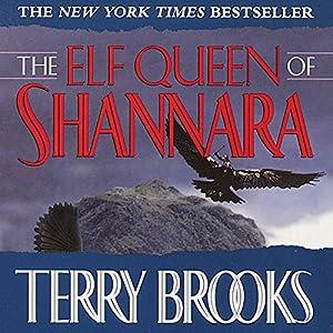 The Elf Queen of Shannara Hörbuch