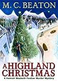 A Highland Christmas (Hamish Macbeth)