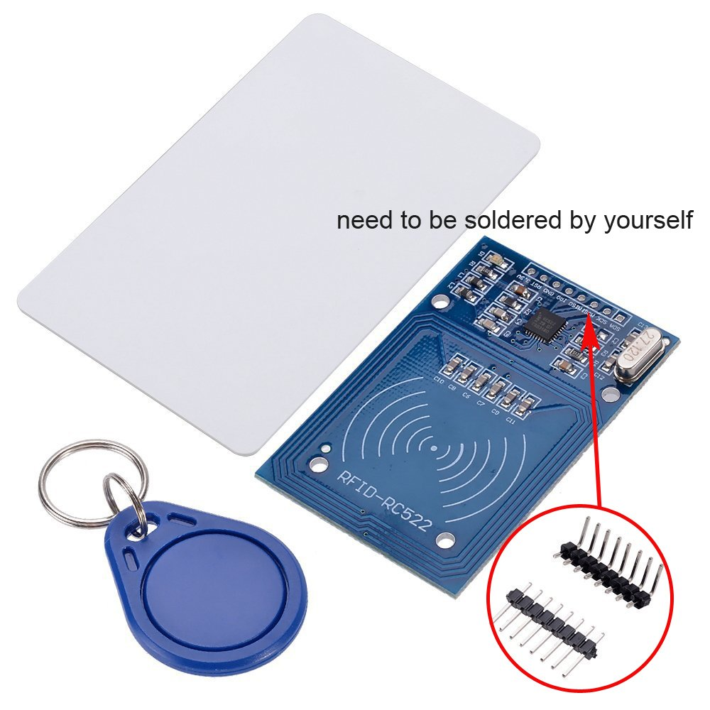 with 15 Arduino Projetcs KOOKYE RFID Security Master Starter Kit for Arduino UNO R3
