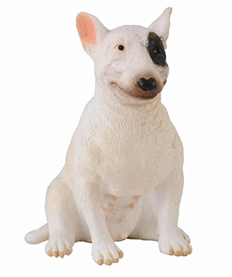 Collecta Bull Terrier (Female): Amazon co uk: Toys & Games