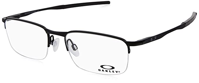 22e2640140 Amazon.com  Oakley Oph. Barrelhouse 0.5 (53) Matte Black  Shoes
