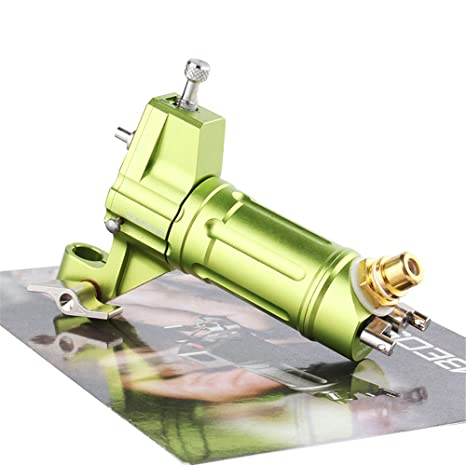 Zwen Máquina de Tatuaje Bishop Style 5 Colores Tattoo Machine para ...