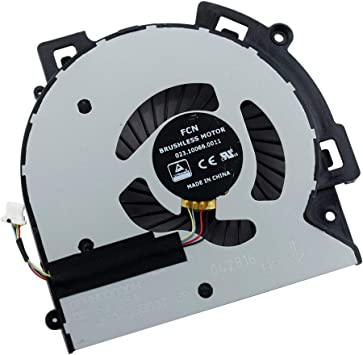 Original New For HP ENVY x360 m6-aq103dx m6-aq105dx CPU FAN Thermal Grease