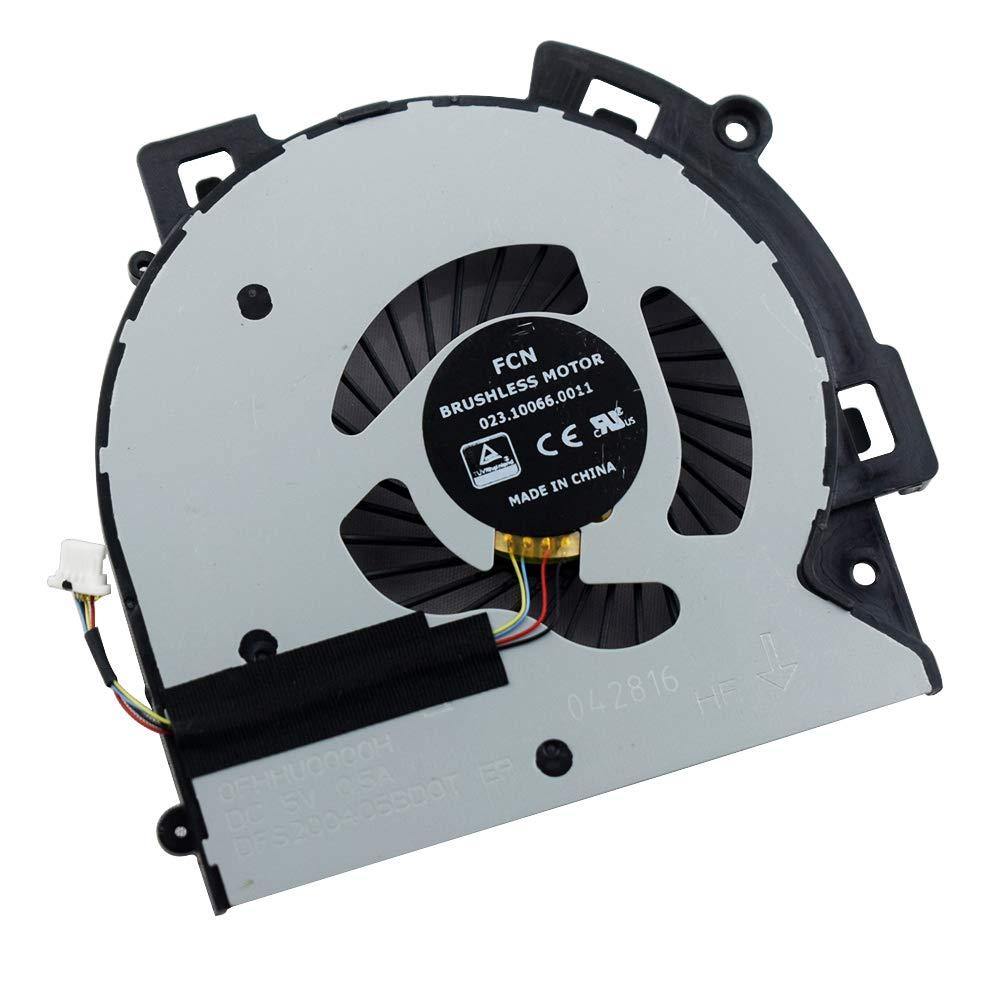 Cooler para HP Envy X360 15-AR TPN-W119 W120 M6-AQ M6-AR M6-AR004DX M6-AQ003dx M6-AQ005dx m6-w011dx M6-AQ004DX M6-AQ103D