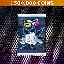 Plants Vs. Zombies Garden Warfare 2 - 1,500,000 Mega Coins Pack - PS4 [Digital Code]
