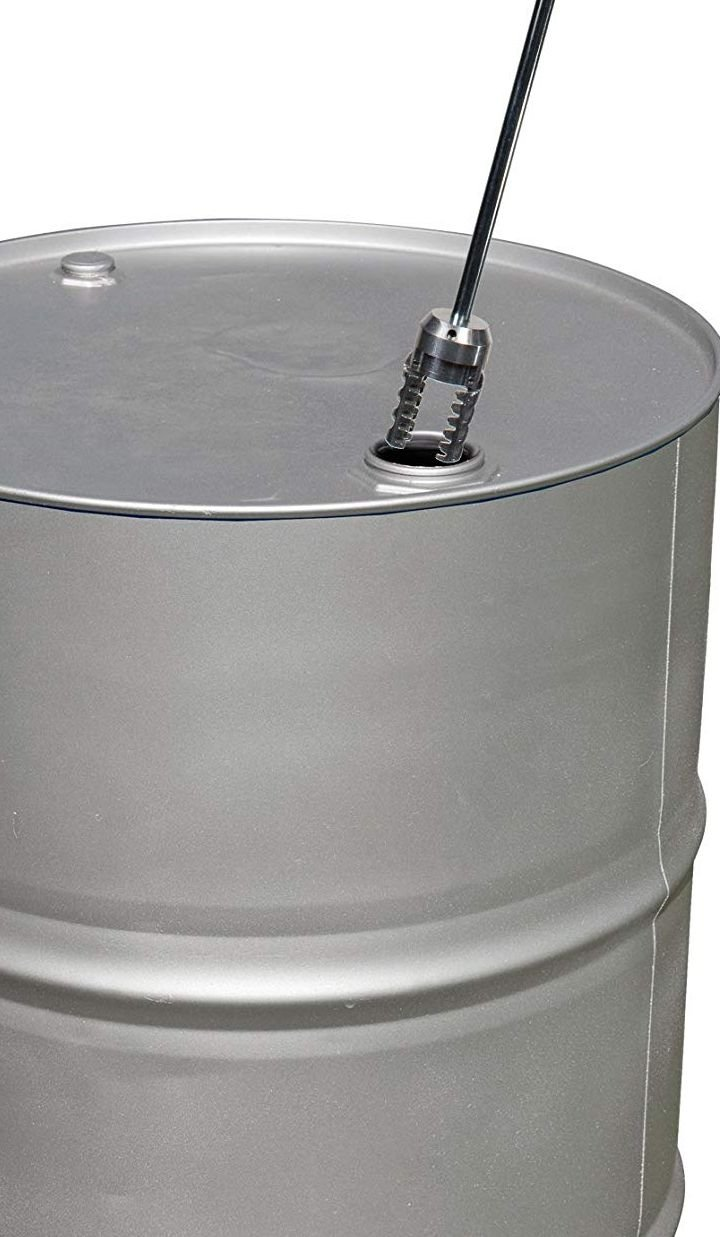 Swing T-Style Mixer Blade for 55 Gallon Tight Head Barrel-36 Shaft