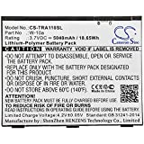 C S 5040mAh/3.7V Replacement Battery for Telstra