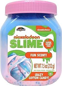 Nickelodeon Food Slime Jar by Cra-Z-Art, 7.5oz