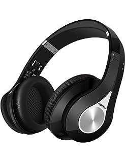 Mpow 059 Cuffie Bluetooth 4.1 Cuffie Riduzione di Rumore cd32cdfe7a6d
